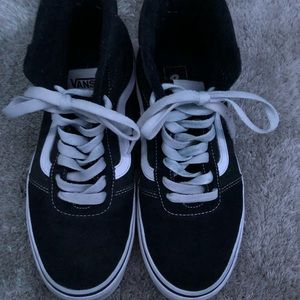 Classical vans high tops